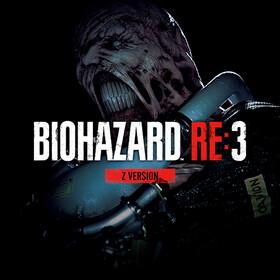 Обложки игры Resident Evil 3