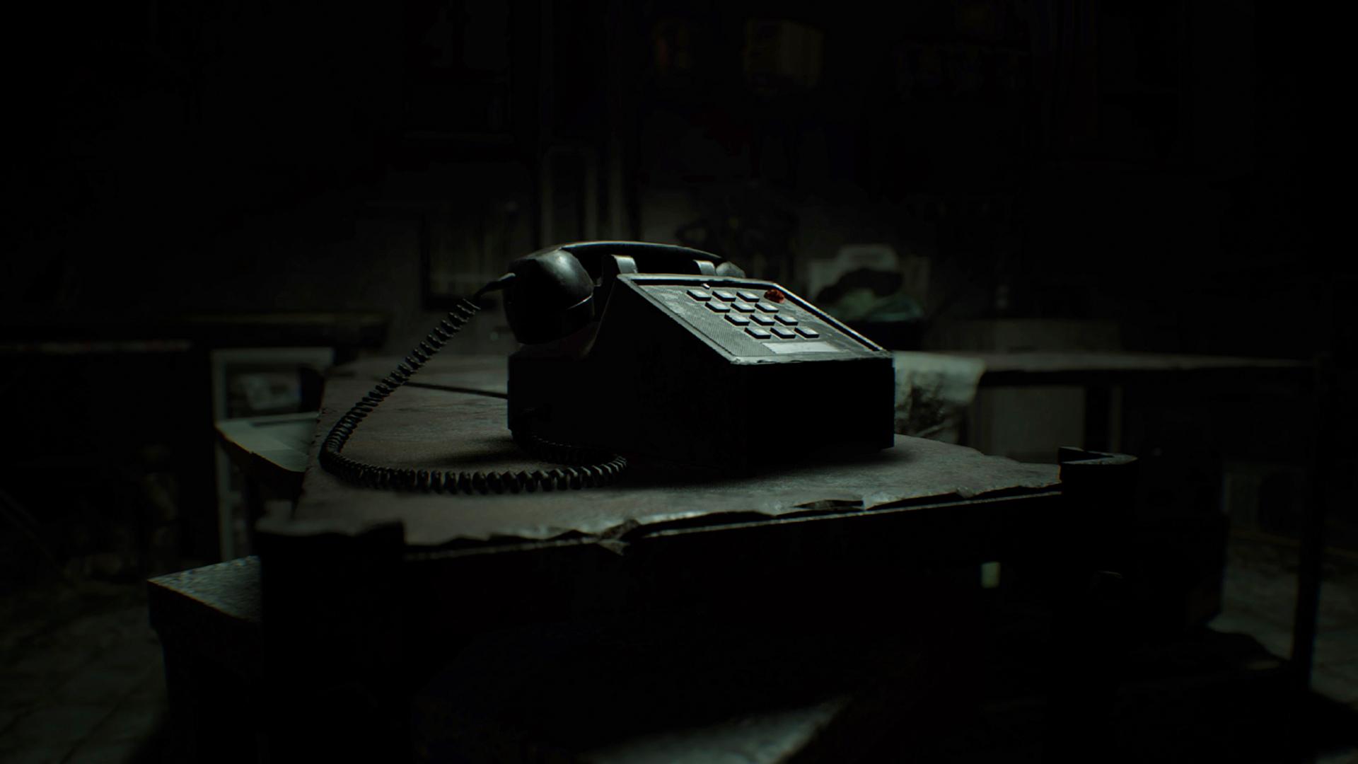 Resident Evil 7, кадр № 1