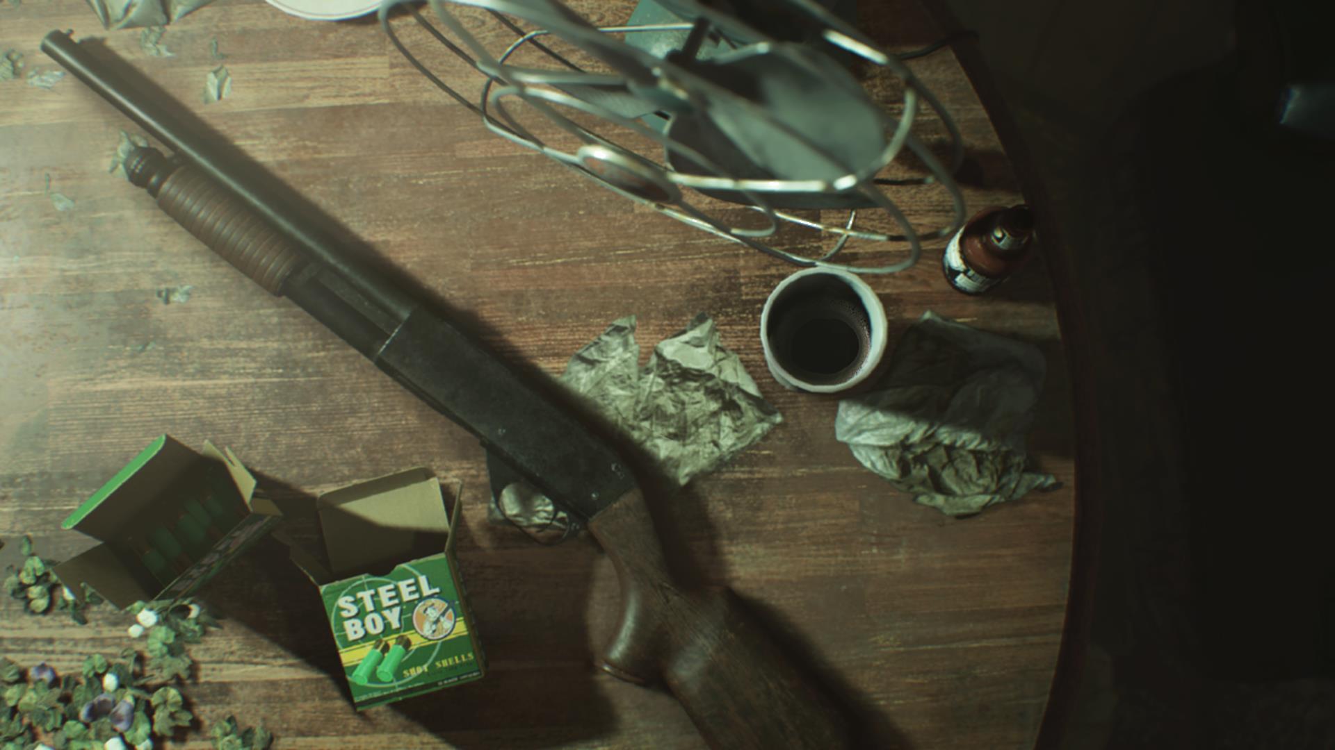 Resident Evil 7, кадр № 16