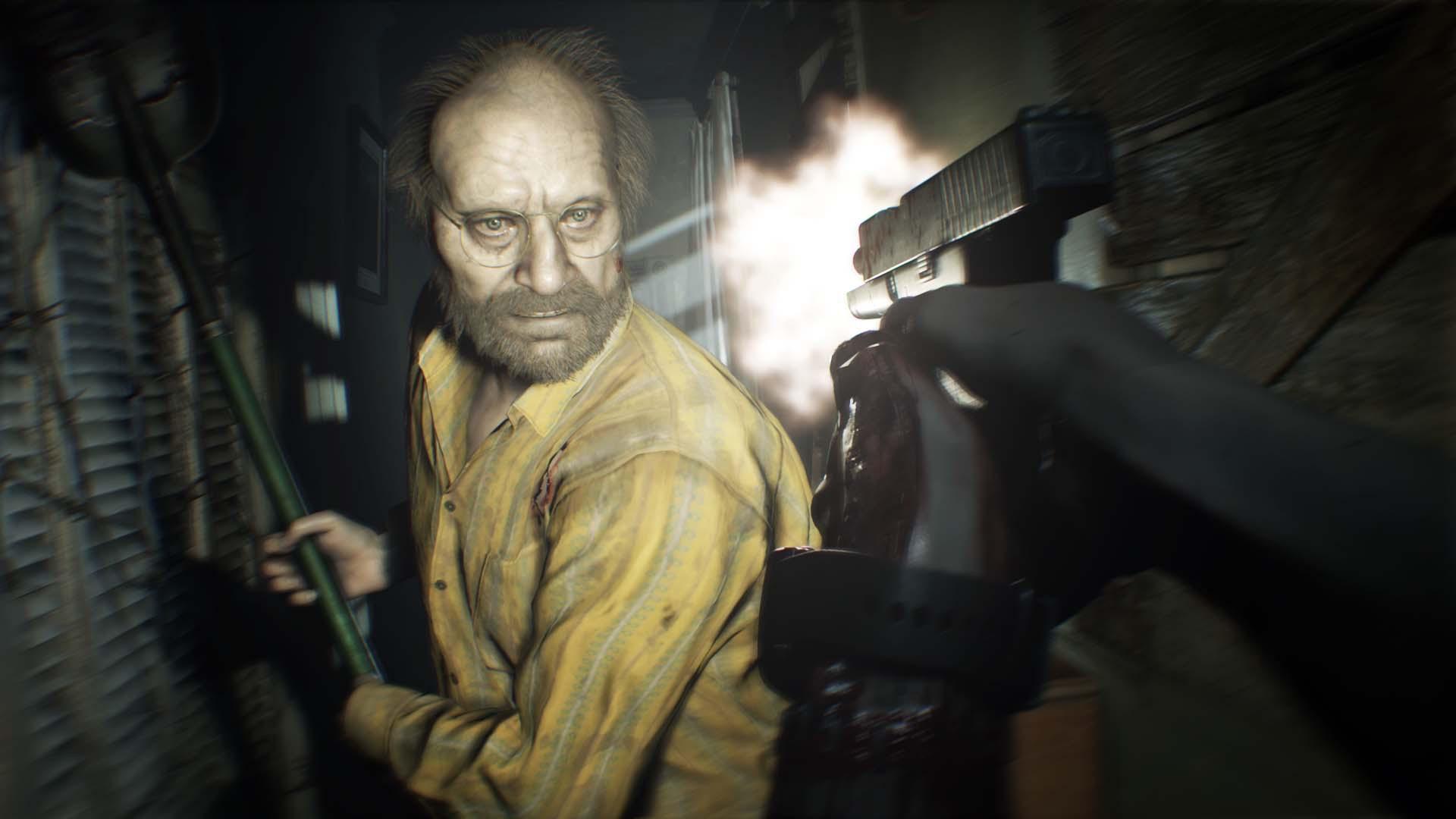 Resident Evil 7, кадр № 46