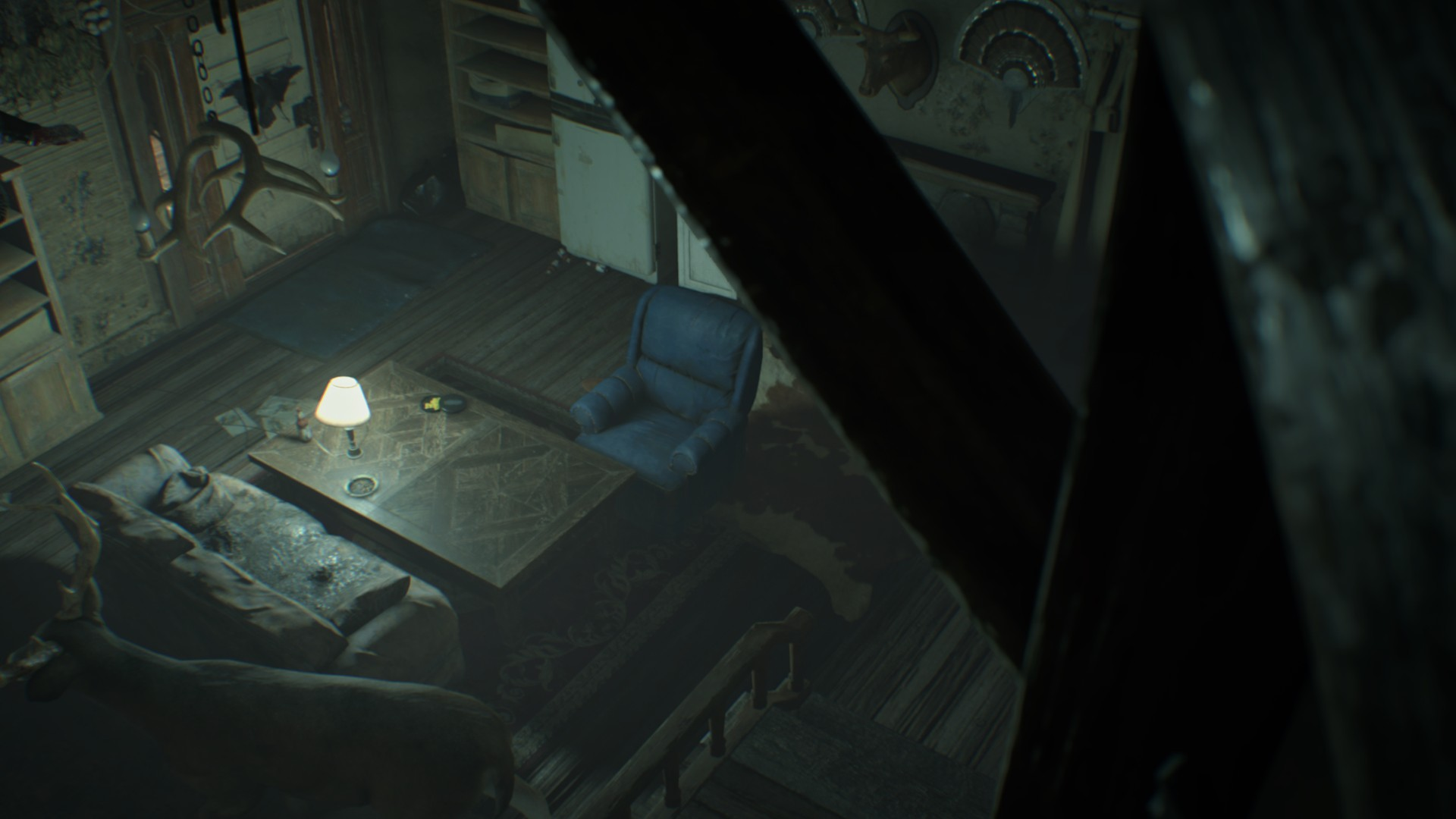 Resident Evil 7, кадр № 53