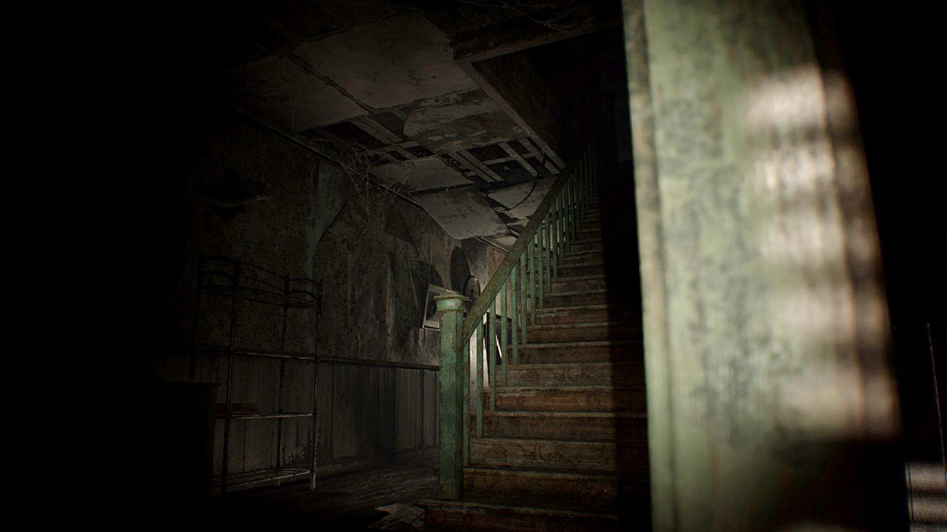 Resident Evil 7, кадр № 6