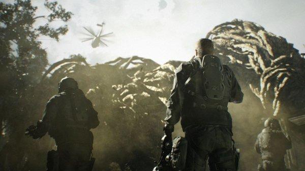 Кадры из игры Resident Evil 7