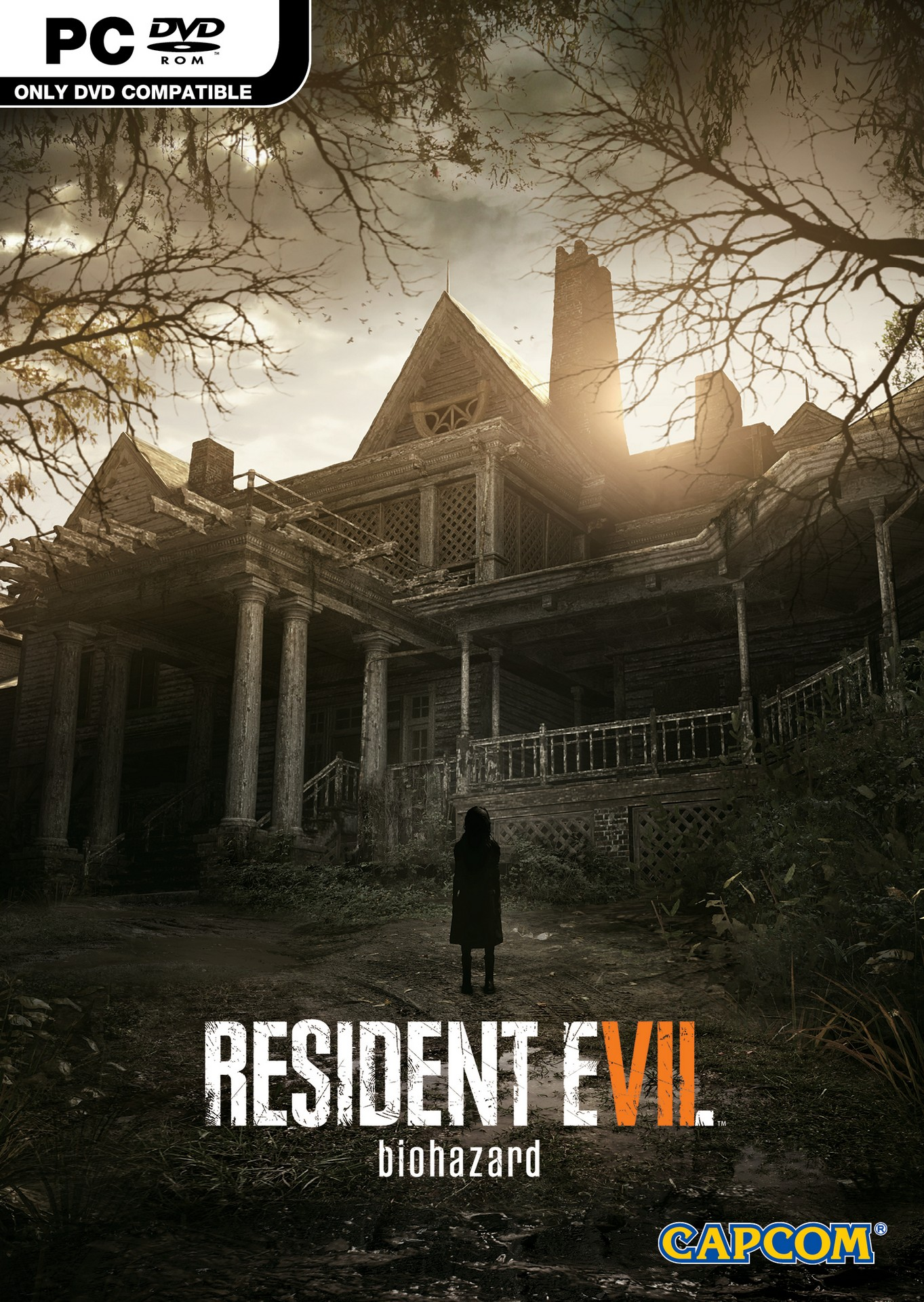 Resident Evil 7, постер № 1