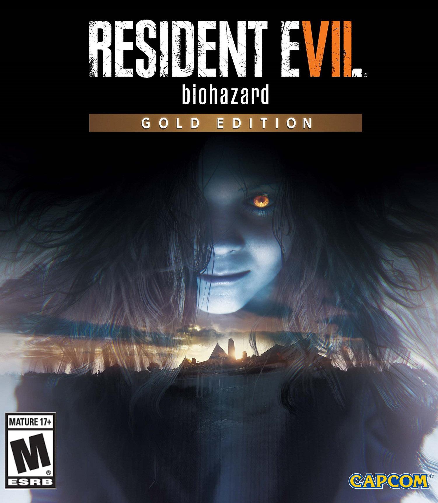 Resident Evil 7, постер № 5