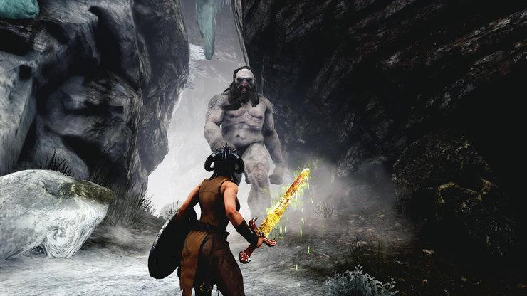 Кадры из игры Rune II