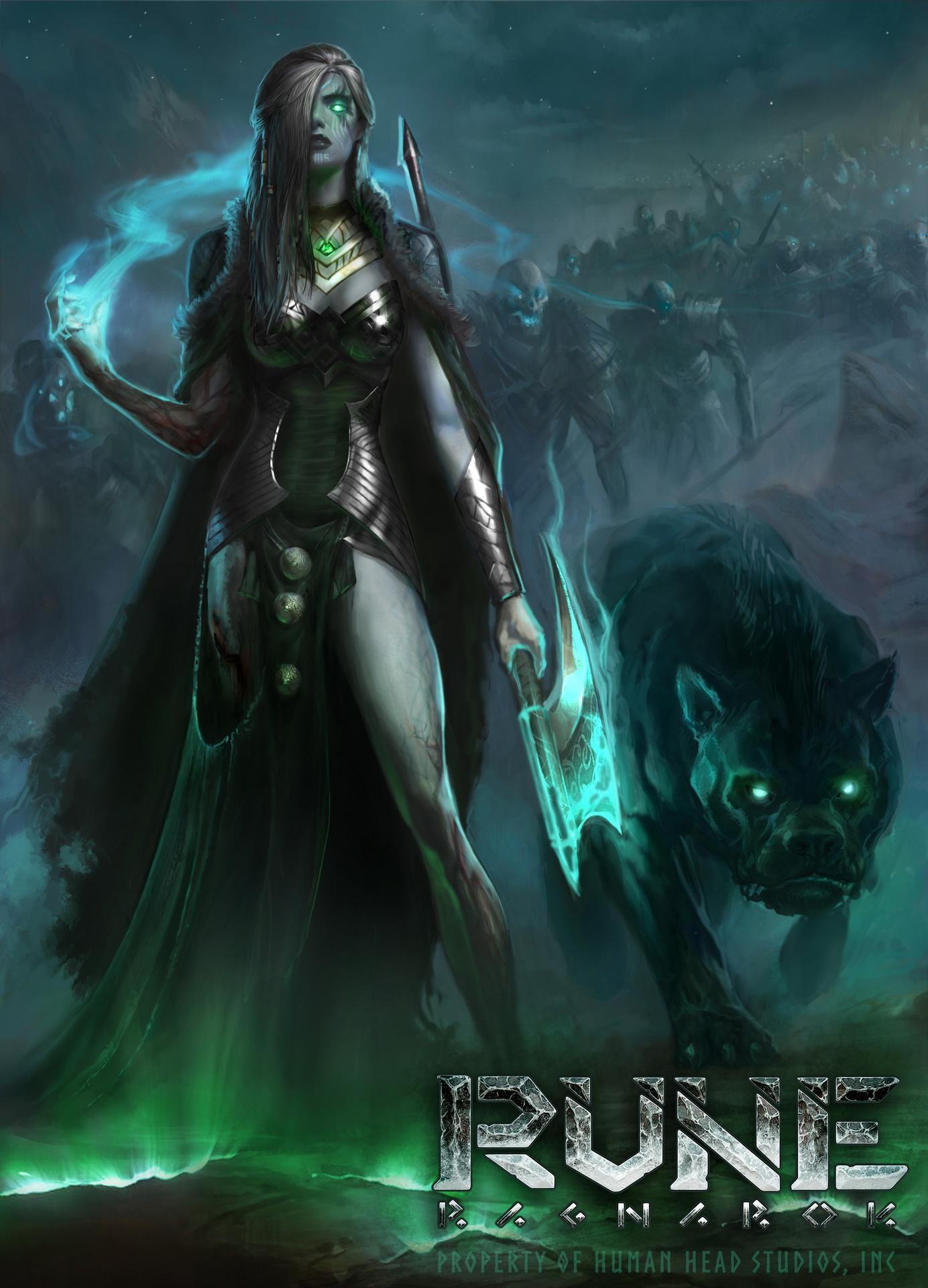 Rune: Ragnarok,  № 3