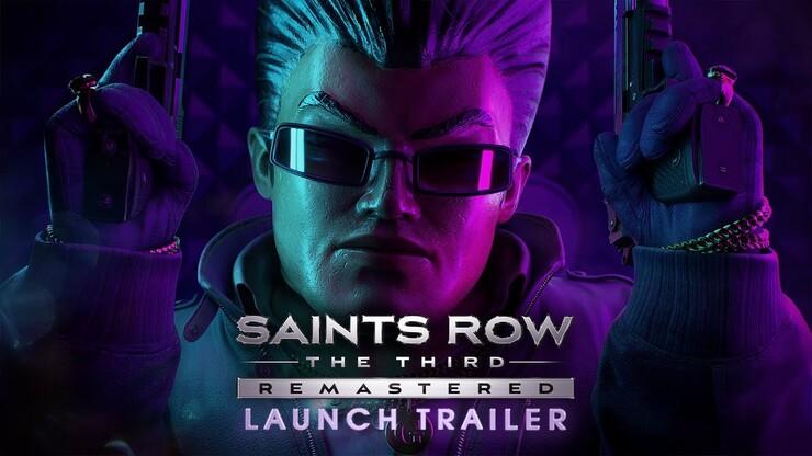 Как надо делать ремастеры — премьерный трейлер Saints Row: The Third Remastered