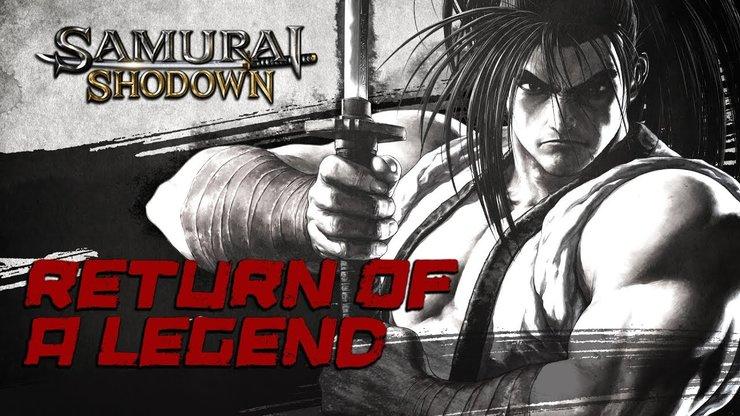 Samurai Shodown — дата выхода файтинга, создающего ИИ на основе игроков