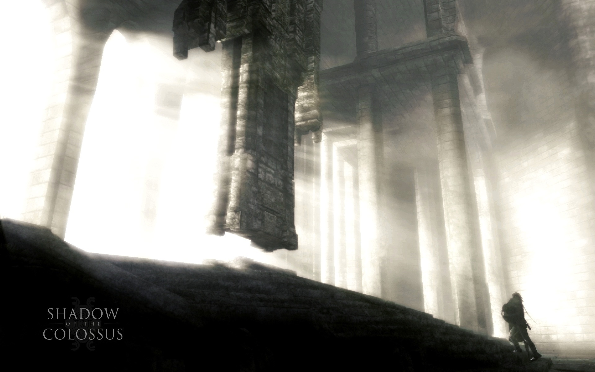 ICO & Shadow of the Colossus Collection, кадр № 1