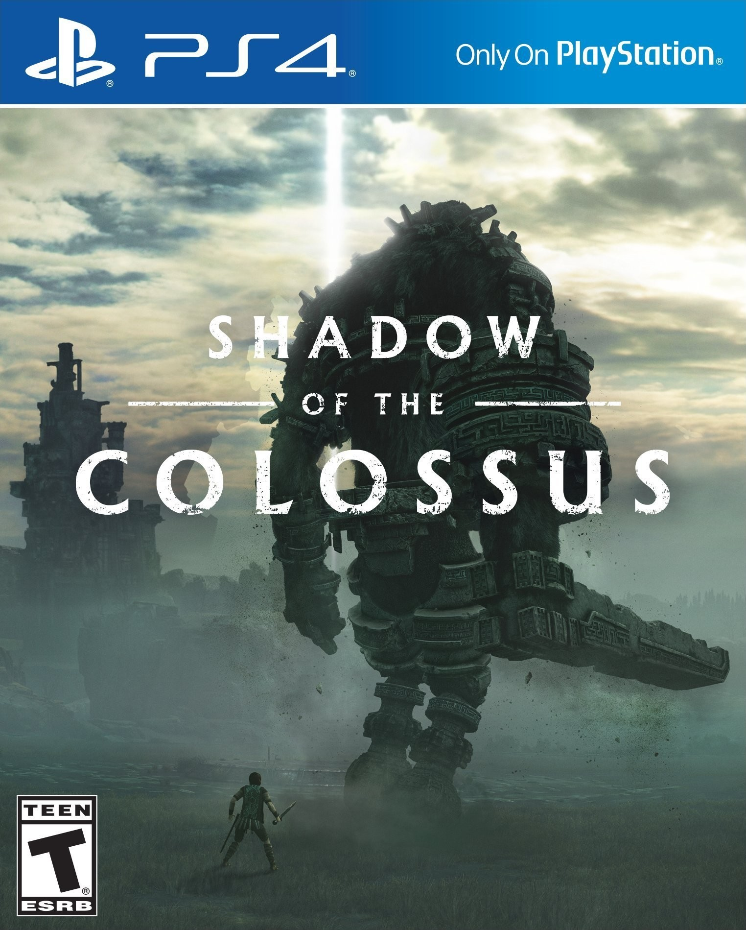 Shadow of the Colossus, постер № 1