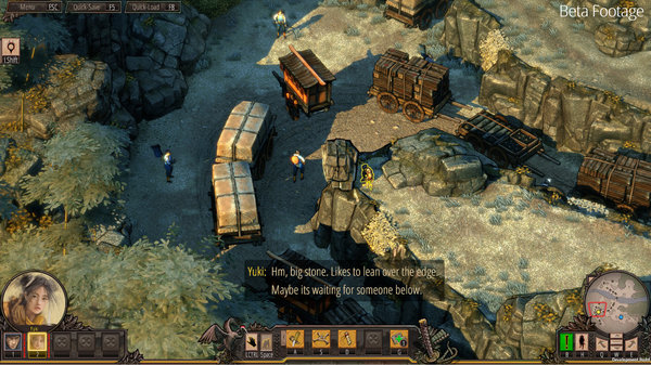 Кадры из игры Shadow Tactics – Blades of the Shogun