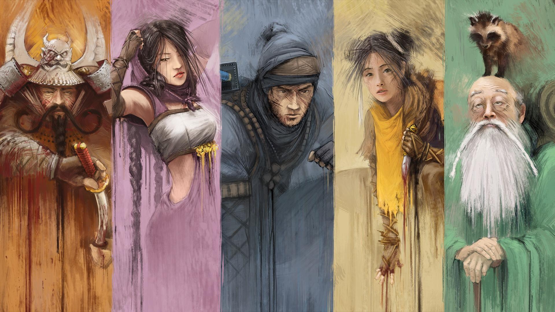 Shadow Tactics: Blades of the Shogun, кадр № 1