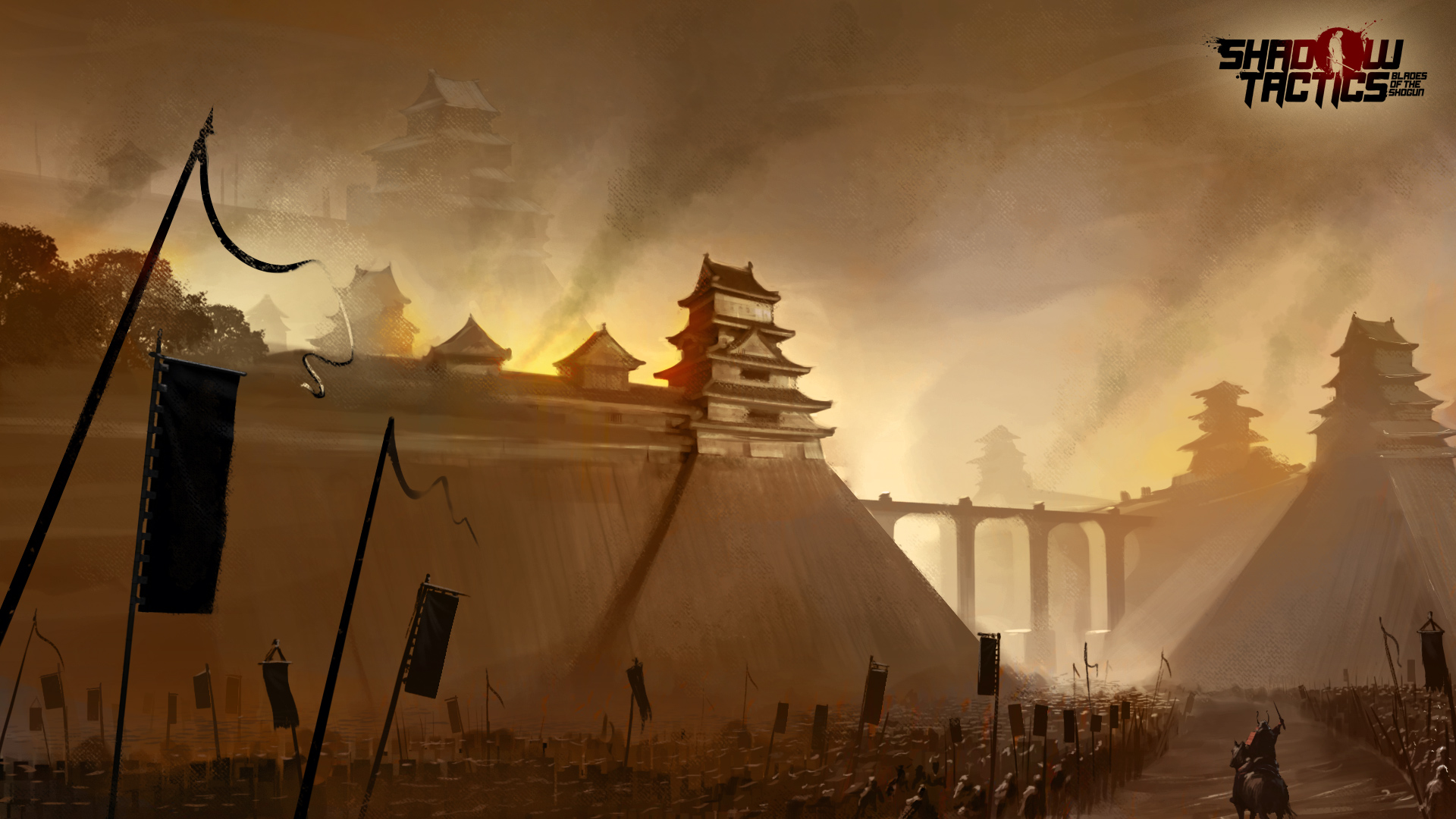 Shadow Tactics: Blades of the Shogun, кадр № 5