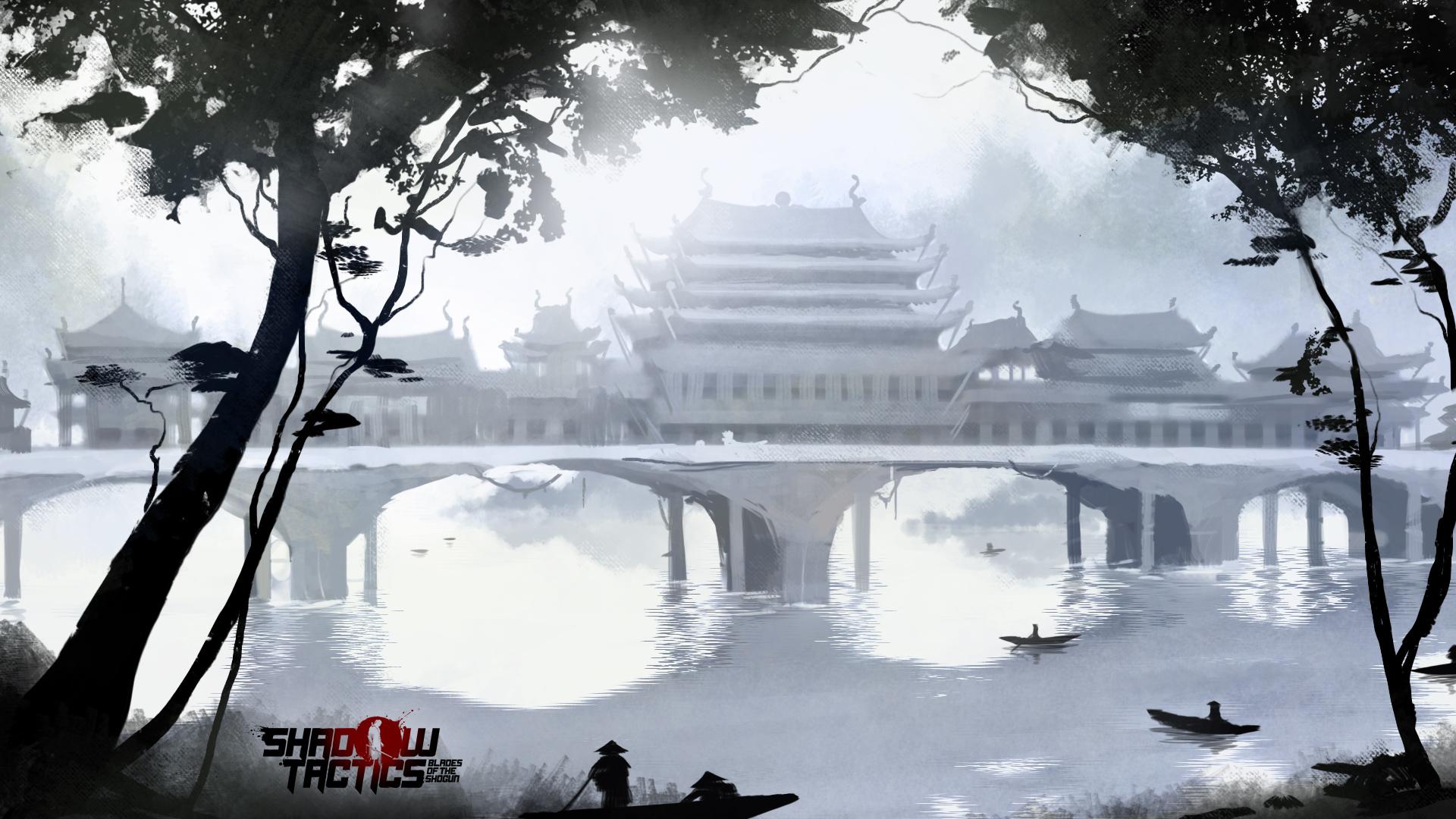 Shadow Tactics: Blades of the Shogun, кадр № 6