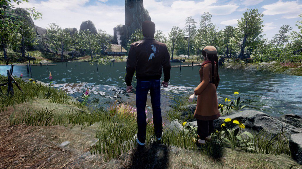 Shenmue III, кадр № 1