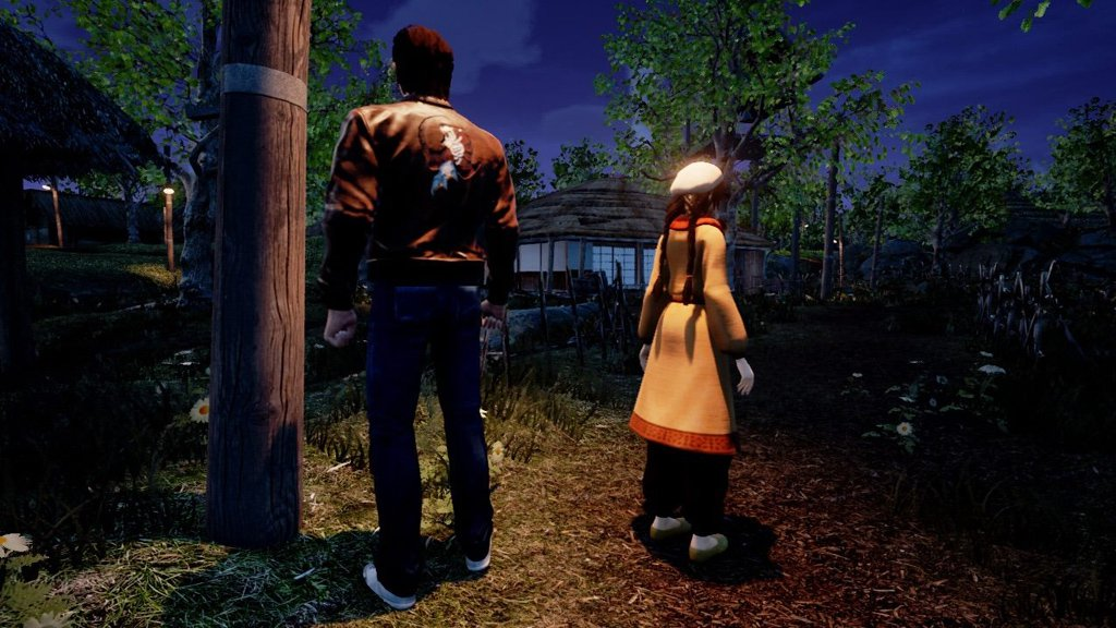 Shenmue III, кадр № 3