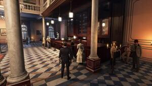 Кадры из игры Sherlock Holmes: Chapter One