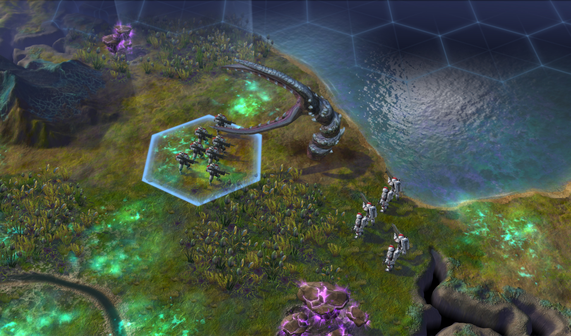 Pax prime - civilization: beyond earth