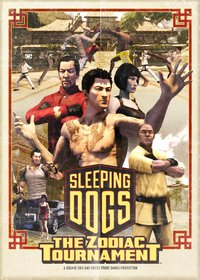 Обложки игры Sleeping Dogs