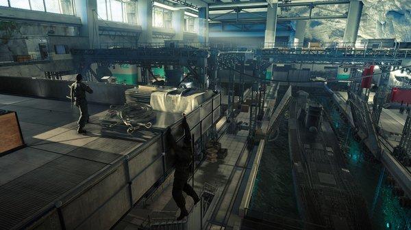 Кадры из игры Sniper Elite 4