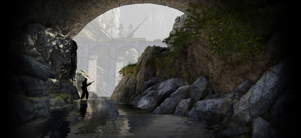 Sniper Elite 4, кадр № 2