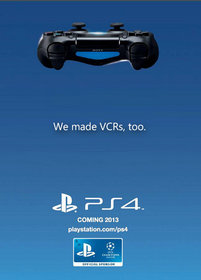 Фанарт игры Sony