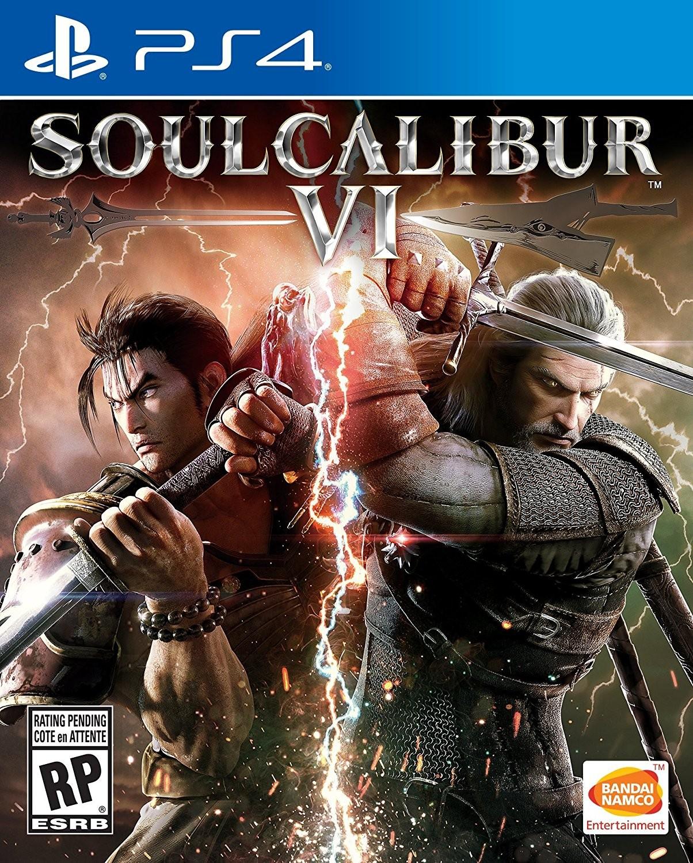 SoulCalibur VI, постер № 2