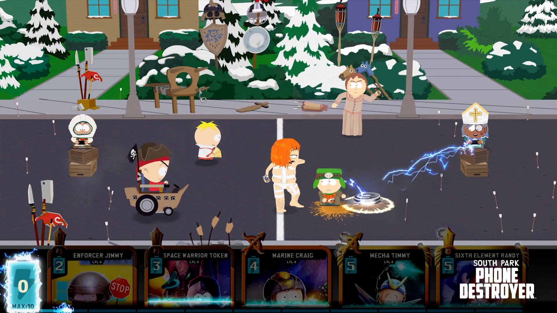 South Park: Phone Destroyer, кадр № 1