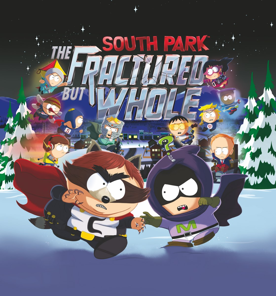 South Park: The Fractured but Whole, постер № 1