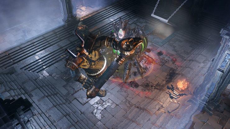 Кадры из игры SpellForce 3: Soul Harvest