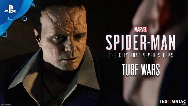 Spider-Man — тизер дополнения Turf Wars