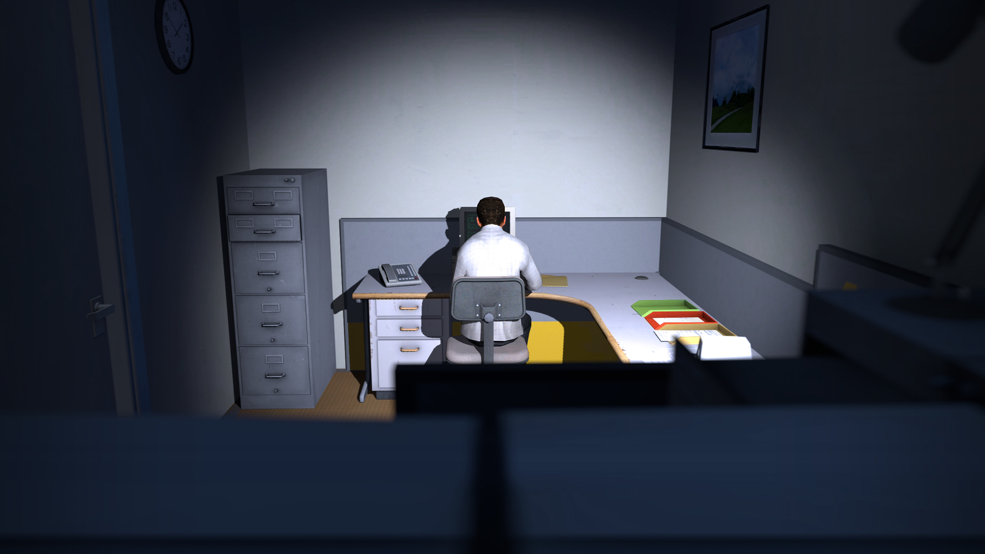 The Stanley Parable, кадр № 3