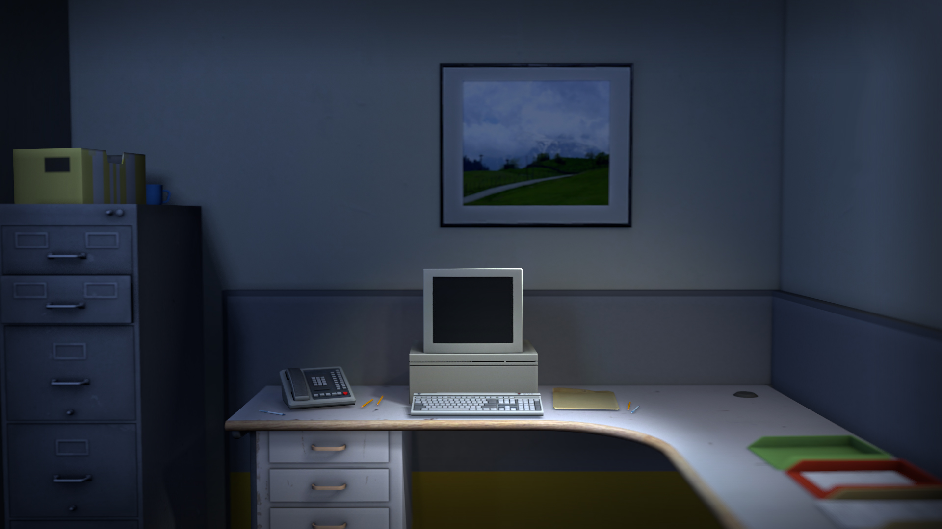The Stanley Parable, кадр № 8