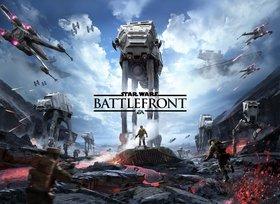 Дата выхода, подробности и кадры игры Star Wars: Battlefront