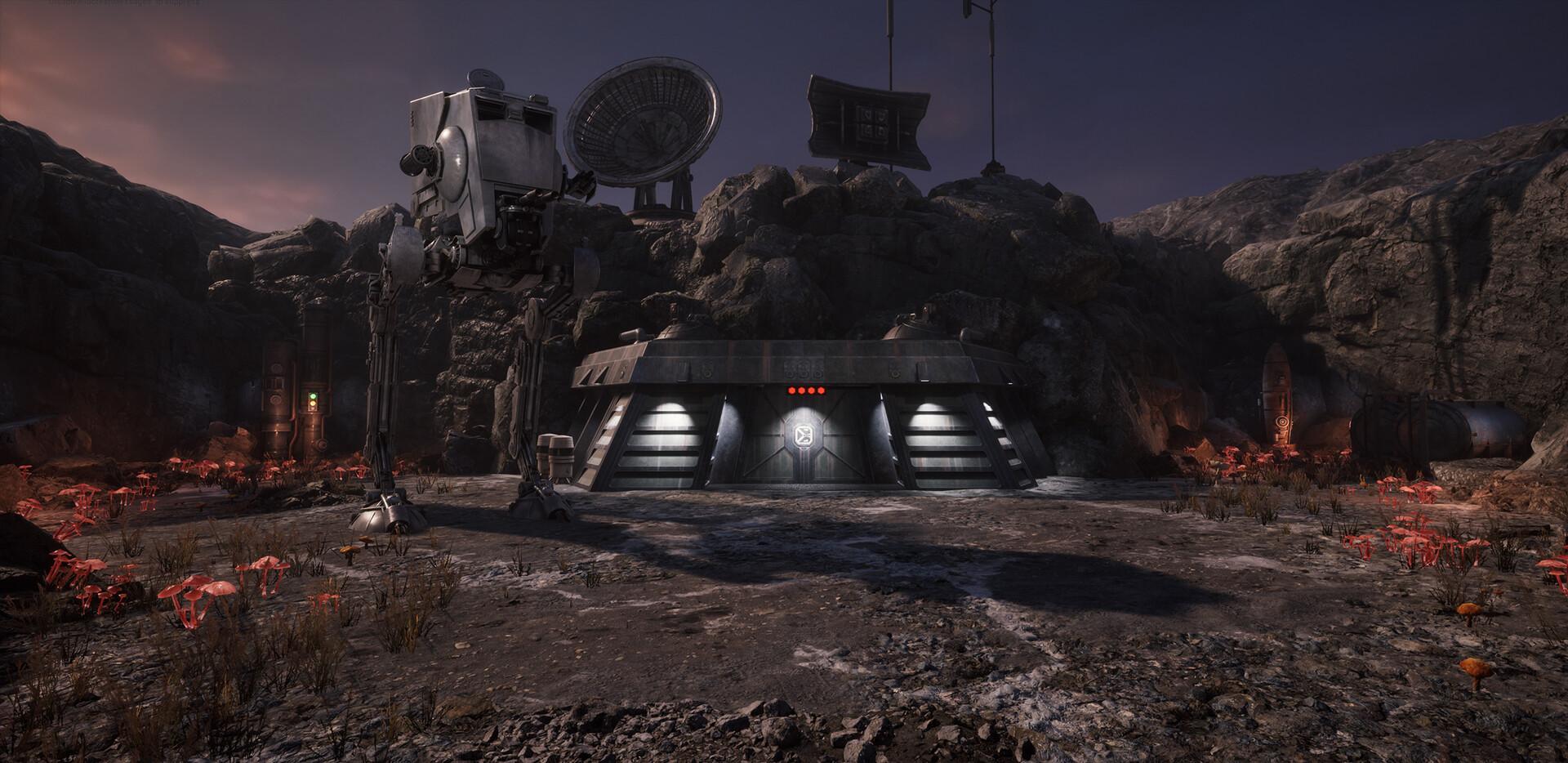 Star Wars: Dark Forces, кадр № 10