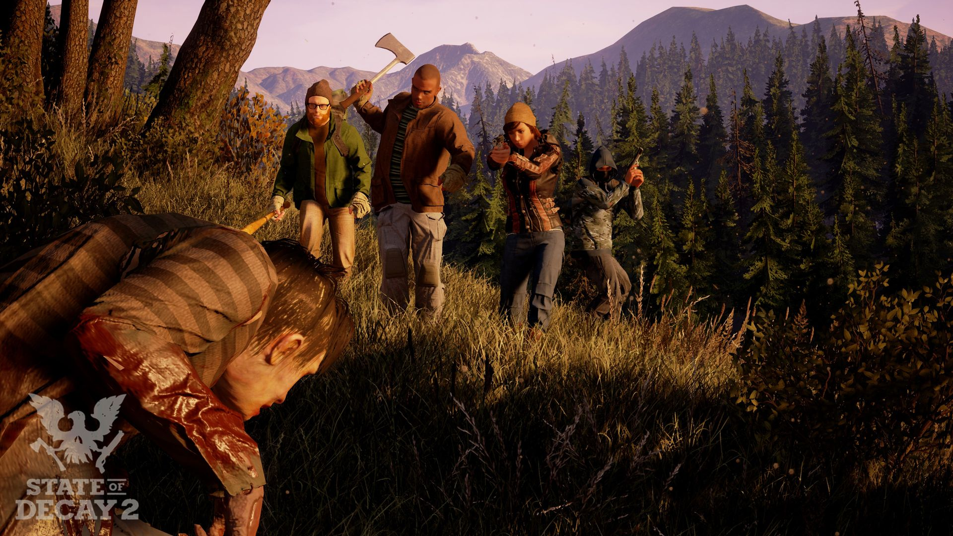 State of Decay 2, кадр № 3