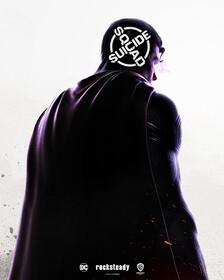 Обложки игры «Suicide Squad: Конец Лиги Справедливости»