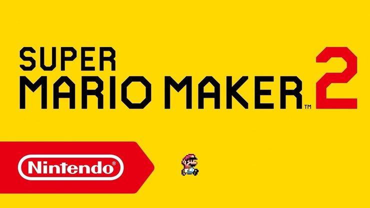 Super Mario Maker 2 — анонс и трейлер