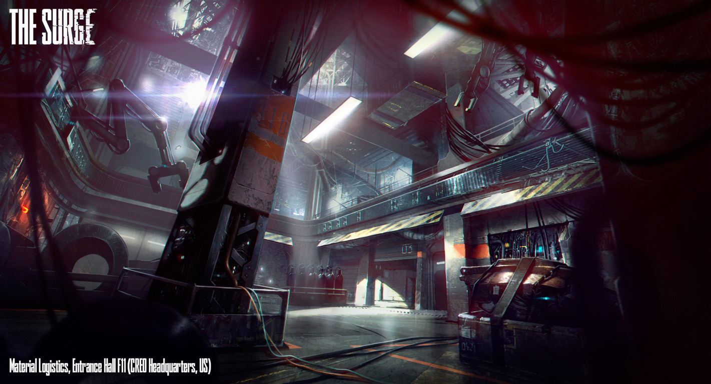 The Surge, кадр № 3