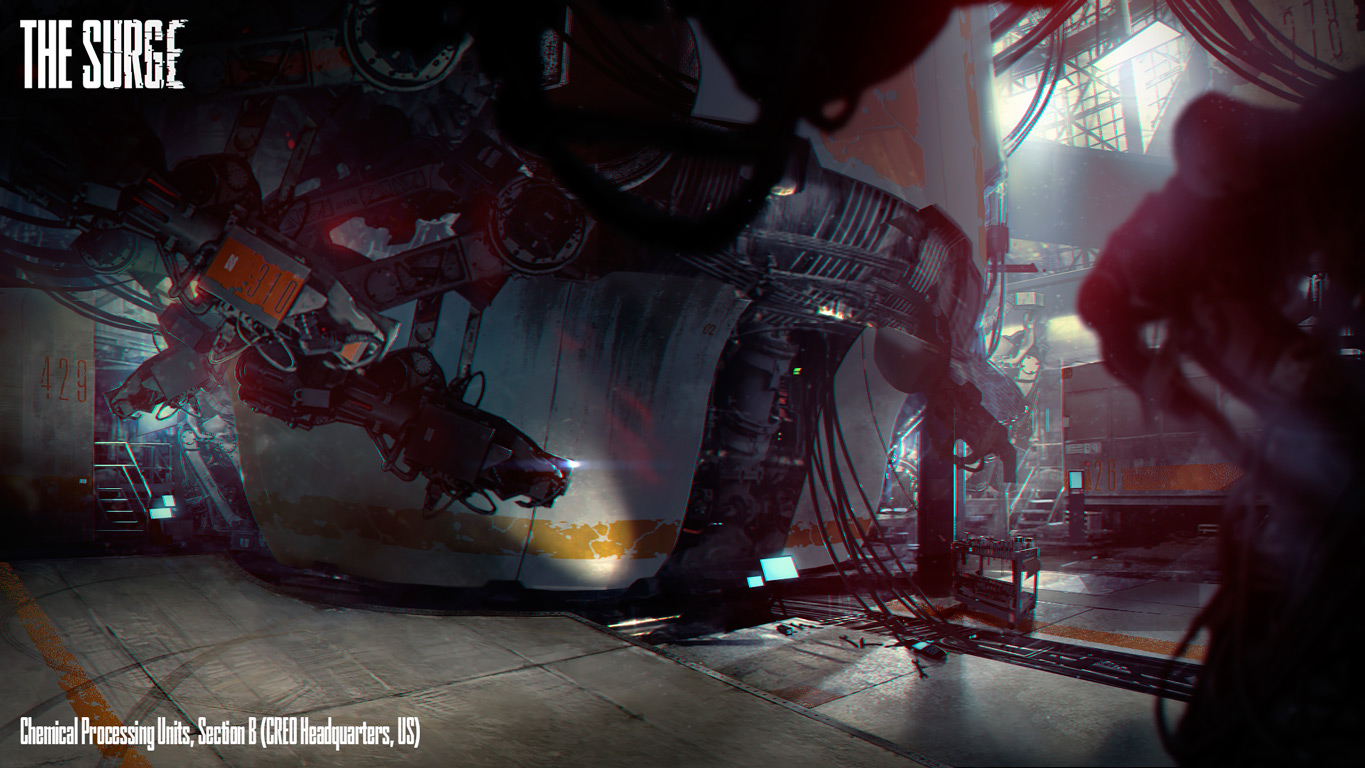 The Surge, кадр № 4