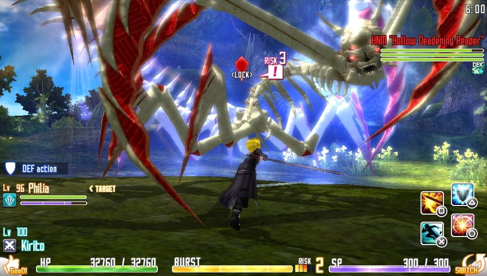 Игра Скачать Sword Art Online - фото 6