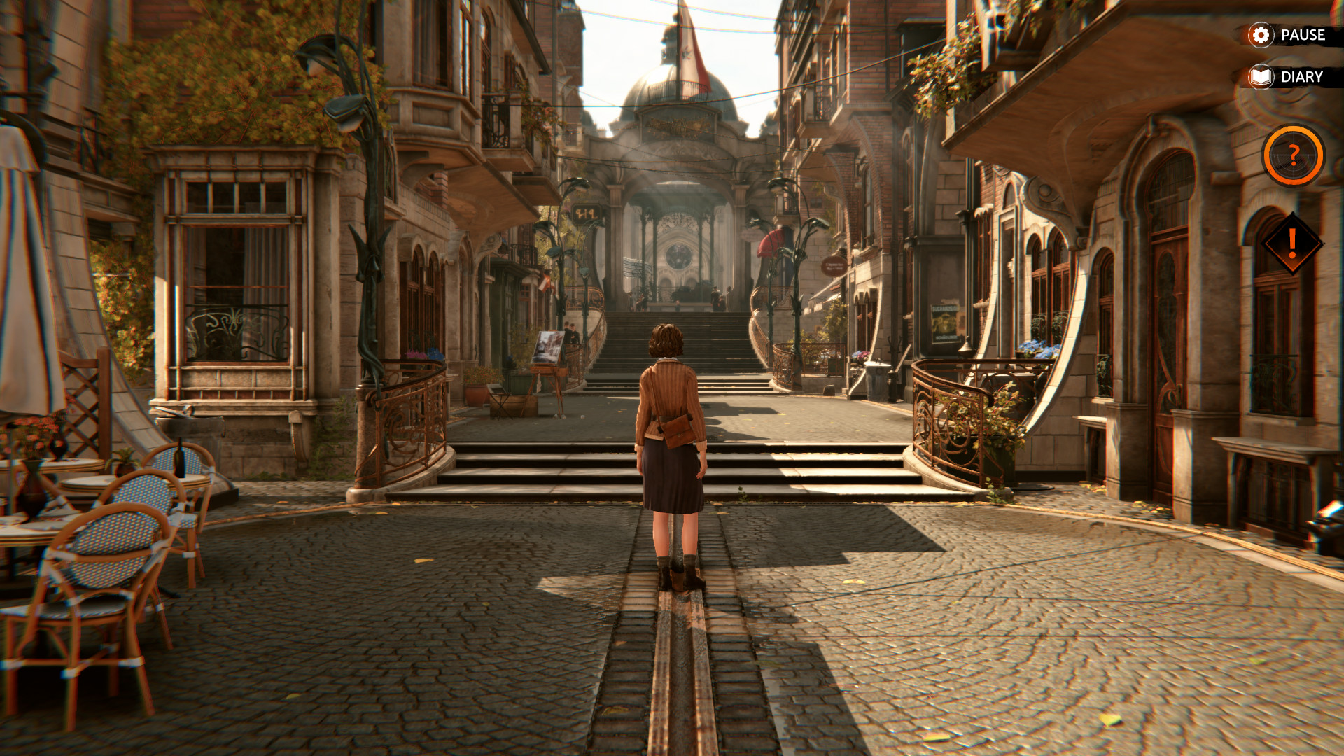 Syberia: The World Before, кадр № 2
