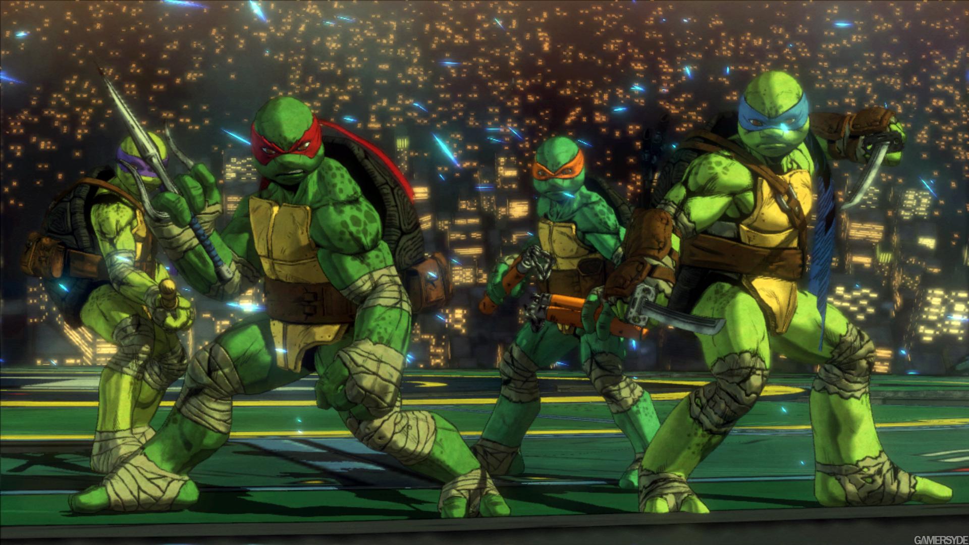 teenage mutant ninja turtle games - HD1923×1051