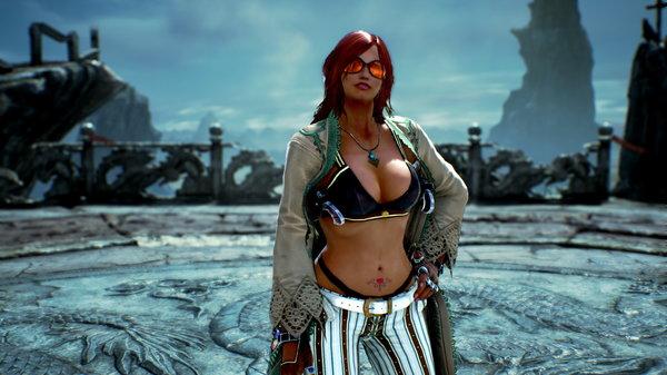 Кадры из игры Tekken 7