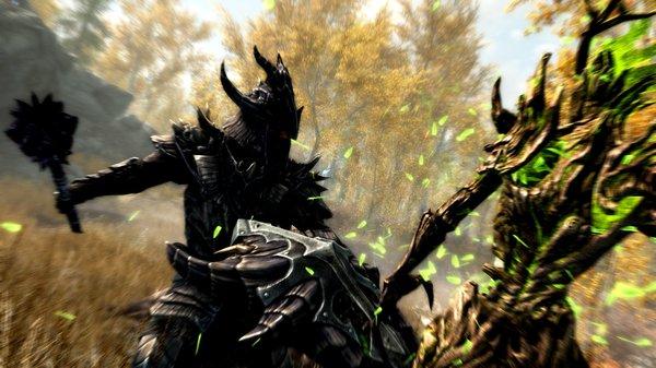 Кадры из игры The Elder Scrolls V: Skyrim – Special Edition