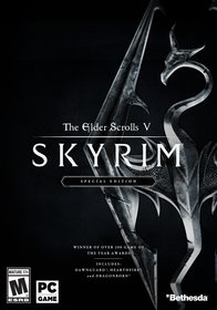 Обложки игры The Elder Scrolls V: Skyrim – Special Edition