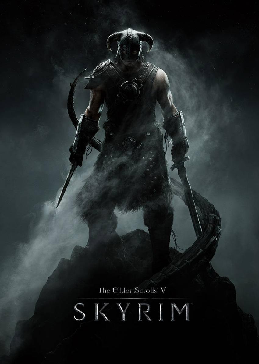 The Elder Scrolls V: Skyrim, постер № 1