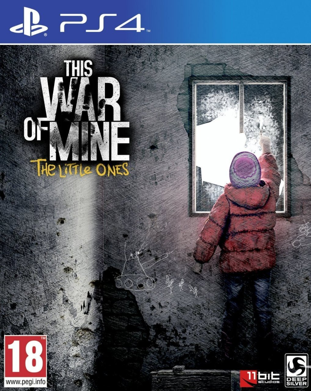This War of Mine: The Little Ones,  № 1