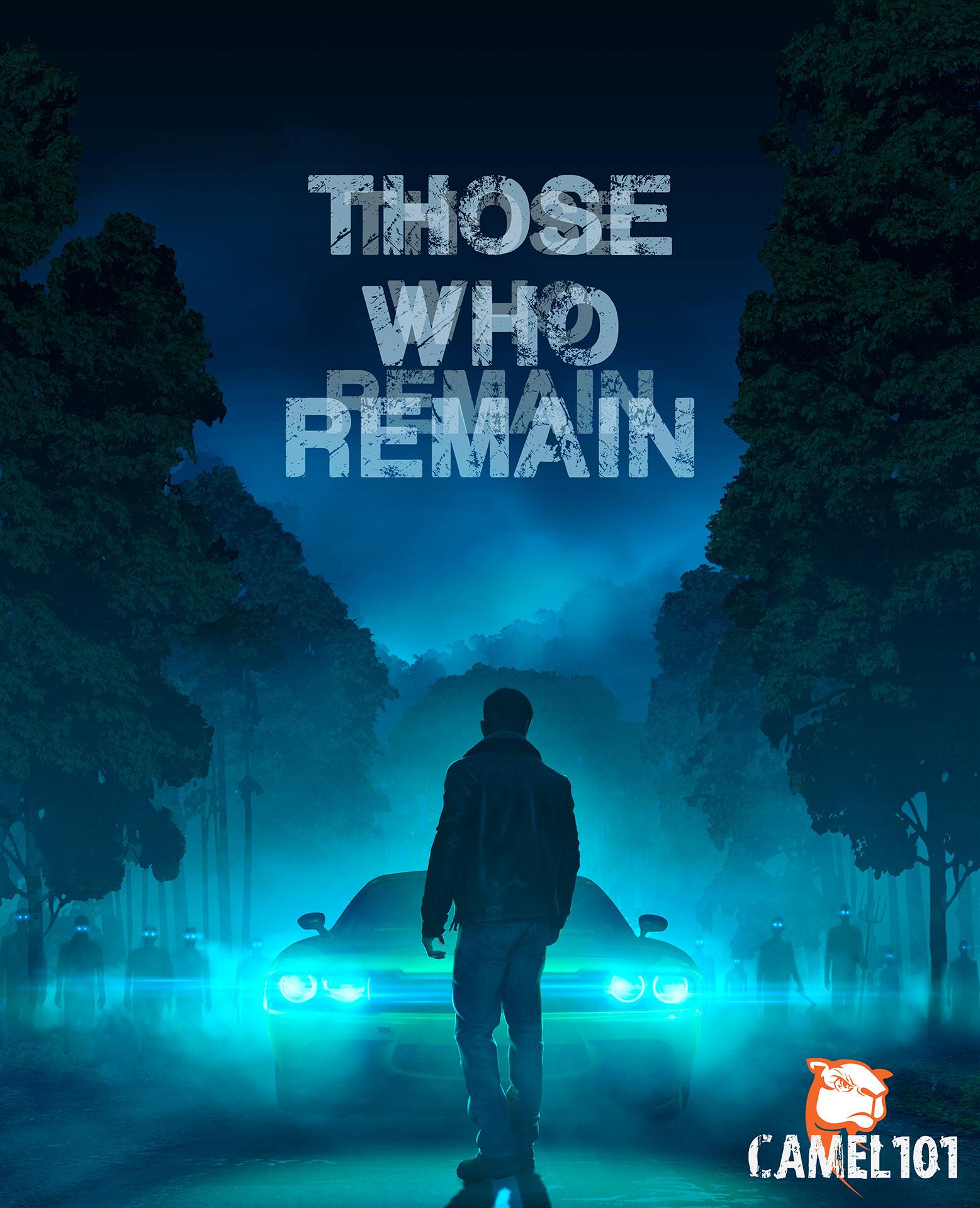 Those Who Remain, постер № 1